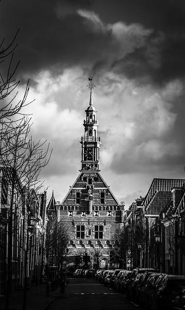 City centre of Hoorn