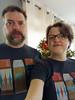 Matching Thermos T-Shirts (abbyladybug) Tags: l16 lightcamera light christmas christmas2017 newtishirts abby christian thermos