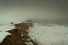 . (Vratislav Indra Art and Photography) Tags: vratislavindra longexposure nightphotography woods mist moon alone snow winter landscape