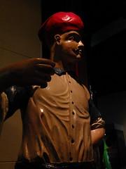 Shop Figure of a 'Turkoman', mid-19th century (failing_angel) Tags: 220817 london thames docklands museumoflondon shopfigure turkoman towerhamlets