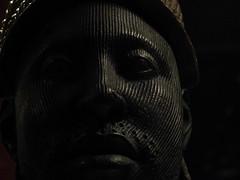 Cast of a King (failing_angel) Tags: 220817 london thames docklands museumoflondon yoruba cast head yorubaking towerhamlets