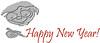 Robin-Happy-New-Year (Robin Hutton) Tags: enjoyable fruitful new year robinhuttonart salutation