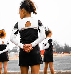 Cheering in Molalla (pete4ducks) Tags: 2017 molalla oregon cheerleaders cheerleading