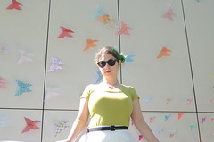 DSC_5316 (noahandrewsphotography) Tags: sarah butterfly origami wall spring 2017