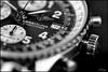 Breitling macro (Donna Rowley) Tags: breitling navitimer watch time wrist macro blackandwhite fashion jewellry jewellery
