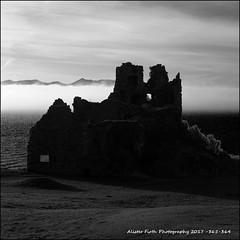 AF 2017-365-364 (Alister Firth Photography) Tags: seamist mist ship arran ayr beach