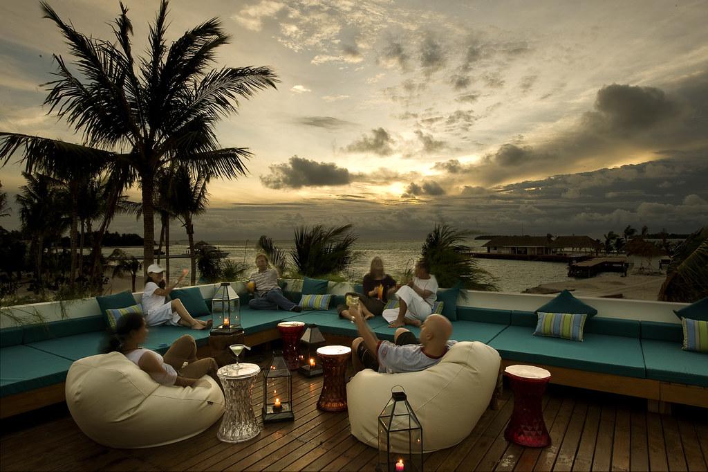 Sunset Deck 01