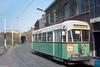 Wachten voor het tunneltje (Tim Boric) Tags: montigniessursambre charleroi ruedespreys tram tramway streetcar strassenbahn stic