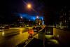 Streets of Malmö (Maria Eklind) Tags: bluehour street water spegling city dusk sweden canal reflection library malmö bibliotek sky twilight blue kanal malmöstadsbibliotek building södraförstadskanalen kronprinsen streetsofmalmö skånelän sverige se