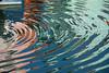 Burano en ronds (Corinne Queme) Tags: reflet eau canal burano venise ronds ondulations déformations couleurs