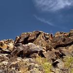 A Hillside Display of Petroglyphs and Prehistoric Rock Art at Signal Hill (Saguaro National Park) thumbnail
