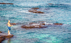 Beirut hopeful (lisnalty) Tags: mediterranean beirut fishing thelebanon lebanon