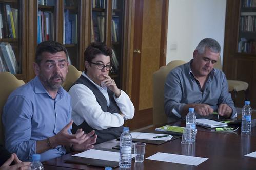 Reunión sobre Estructuras Agrarias. Valencia (06-04-2017)