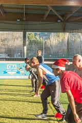 Jeux de ballon (Bernard Ddd) Tags: jeudeballon décathlon ineos escalade 21décembre2017 équipe noel2017 boucbelair provencealpescôtedazur france fr