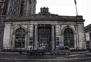 Detroit Michigan - Savoyard Centre - Aka - State Saving Bank  - 1900