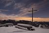 Monte Pora visto dalla Baita Cornetto (Pietro Zucchelli) Tags: pizetaphoto night snow landscape notturna notte stars stelle panorama canon80d canonclubitalia canonitalia canon tokina walking trekking