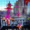 Columbus Circle from Time Warner Center (JFGryphon) Tags: coloumbuscircle timewarnercenter 59thstreet christmasstars columbusstatue