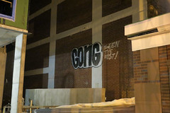 GONG (Daquella manera) Tags: dc washington graffiti pintada street art arte callejero seen most visibility visibilidad
