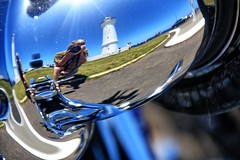 (Ian Ramsay Photographics) Tags: kiama newsouthwales australia lighthouse perspective different image rare solution