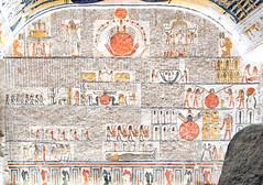 Tomb of Ramesses V-VI (kairoinfo4u) Tags: egypt tomboframessesvi thebes luxor valleyofthekings tomboframsesvi égypte egitto egipto unescoworldheritagesite ancientthebes ägypten luxorwestbank ramsesvi talderkönige