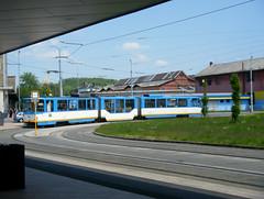 Ostrava tram No. 1504 (johnzebedee) Tags: tram transport publictransport vehicle ostrava czechrepublic johnzebedee tatra tatrakt8