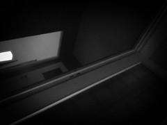 room number 11 (Neko! Neko! Neko!) Tags: blackandwhite blackwhite bw mono monochrome iphoneography light shadow mood emotion feeling memories expression expressionism