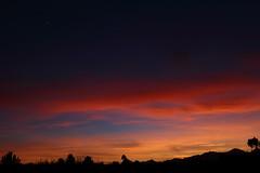 Sunset 11 21 17 017 (Az Skies Photography) Tags: canon eos 80d canoneos80d eos80d canon80d cloud clouds sky skycape red orange yellow gold golden salmon balck arizonasky arizonaskyline arizonaskyscape sun rio rico arizona az riorico rioricoaz november 21 2017 november212017 11212017 112117 skyline set sunset dusk twilight nightfall