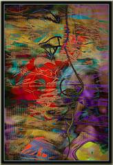 Rostro de mujer (seguicollar) Tags: imagencreativa photomanipulación art arte artecreativo artedigital virginiaseguí montajefotográfico tratamiento texturas fotomontaje rostro faces caras faz mujer ojos boca brillante naríz