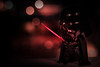 If you will not turn to the Dark Side (Lluvia Fotografia) Tags: bokeh starwars darthvader canon 50 dark reflection toys