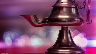 Make A Wish - Magic Lamp