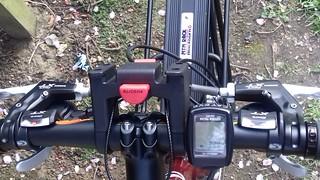 Giant CRS Red Hybrid Bike