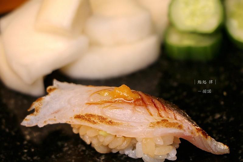大安區日本無菜單料理 鮨処律(律鰭處)076