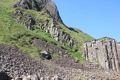 IMG_3585 (avsfan1321) Tags: ireland northernireland countyantrim unitedkingdom uk giantscauseway causewaycoast wildatlanticway basalt rock stone blackbasalt column columnarjointing columnarbasalt ocean atlanticocean landscape