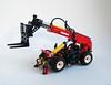 Mini Telehandler (Bricksley) Tags: lego technic telehandler bricksley