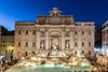 Fontaine de Trevi (lecointelaetitia) Tags: fontainedetrevi europe italie city couleurs colors cityscape couchédusoleil sunset longexposure expositionlongue wideangle grandangle nikon nuit night architecture ngc