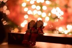 Juntos (sbsrodman) Tags: cdmx ciudaddeméxico christmas navidad méxico bokeh nikon50mm nikond5300 nikon