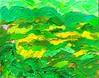 Green Tea Plantation Japan. (Steve.D.Hammond.) Tags: green tea plantation japan