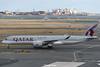 A7-ALL @BOS (thokaty) Tags: a7all qatarairways a350 a350941 eis2016 bostonloganairport bos kbos