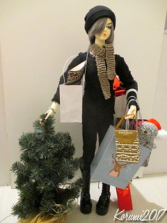 Christmas Shopping ! ♥