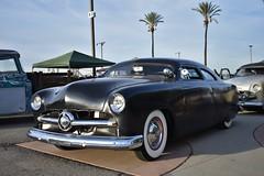 Mooneyes X-Mas Party 2017 (USautos98) Tags: 1951 ford shoebox hotrod streetrod custom rockabilly leadsled