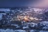 La Arboleda (Mimadeo) Tags: laarboleda zugaztieta trapaga trapagaran winter snow village houses basquecountry paisvasco euskadi vizcaya spain