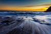 Mar Mediterráneo (Juan Galián) Tags: costa coast canon canon60d paisaje playa puestadesol landscape largaexposición longexposure litoral agua atardecer water murcia mar mediterráneo marina spain sky sea sunset