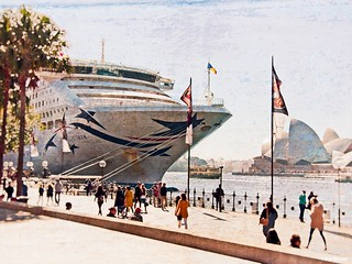 Ship and Opera House