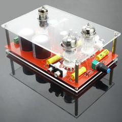 6N3/GE5670 Rectifier Tube HIFI Amplifier Preamp Board DIY Kit With Toroidal Transformer (1130764) #Banggood (SuperDeals.BG) Tags: superdeals banggood electronics 6n3ge5670 rectifier tube hifi amplifier preamp board diy kit with toroidal transformer 1130764