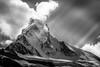 Matterhorn (qn0ich1) Tags: schweiz matterhorn berge blackandwhite landscape landschaft alpen alps mountain bw sw canon eos eos7d