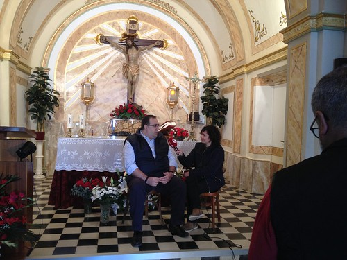 "(2017-11-13) - Conferencia Sabana Santa - Entrevista Intercomarcal (03) • <a style=""font-size:0.8em;"" href=""http://www.flickr.com/photos/139250327@N06/38126370205/"" target=""_blank"">View on Flickr</a>"