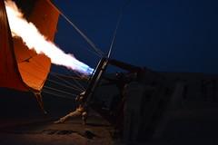 (Marwanhaddad) Tags: airballoon desert dubai montgolfière