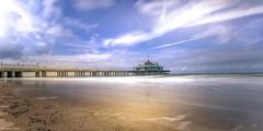 Blankenberge - 4292 (YᗩSᗰIᘉᗴ HᗴᘉS +13 000 000 thx) Tags: mer merdunord season sea zee water plage sand belgium belgique blue longexposure flandres hensyasmine yasminehens