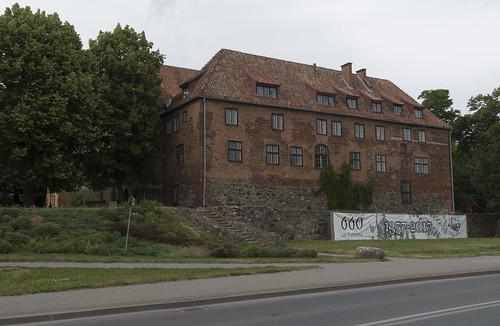Kętrzyn Castle, 22.06.2017.