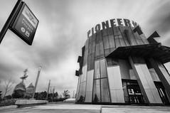 Pioneer Village Station (Lee Chu) Tags: ttc pioneervillagestation architecture project365 rokinon12mmf20ncscs sonynex6 toronto ontario canada